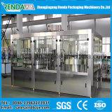 Remplissage de l'eau et matériel liquides Semi-Automatiques/automatiques d'emballage