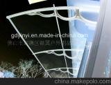 [1.5م] كبيرة يسلّط بلاستيكيّة باب يحمي مأوى لأنّ نابذة باب ظلة يستعمل ظلل لأنّ عمليّة بيع