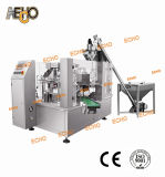 Máquina automática de sello de llenado de bolsas Premade para polvo