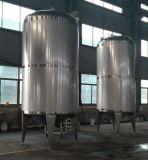 Capacidade de tanque de armazenamento do aço inoxidável de 10 toneladas para o álcôol