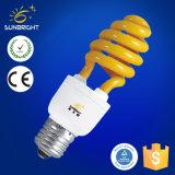 Bulbo energy-saving espiral Sunbright da compatibilidade electrónica 26W
