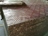지면을%s 고강도 Checkered 알루미늄 벌집 위원회