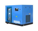 Compresor de aire rotatorio ahorro de energía lubrificado por aceite del tornillo de VSD (KG315-13 INV)