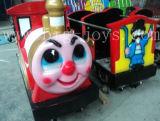 Поезд Amusment электрический, езда электрического поезда для малышей (BJ-ET35)