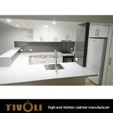 La nuova isola di cucina bianca progetta Tivo-D021h