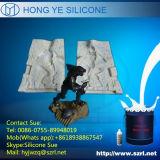 Caoutchouc de silicones liquide de RTV pour la fabrication de moulage de sculpture