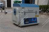 1200c Grootte Dia 100 X Length1000mm van de Buis van het Kwarts van de Oven van de Buis van de atmosfeer de Vacuüm