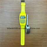 Relojes de la calculadora de la suposición del reloj de Digitaces de los cabritos para el regalo de los niños