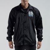 Оптовая выстеганная Softshell куртка Mens 100%Polyester (A585)