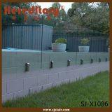 De buiten 304 Sponnen van het Glas van het Roestvrij staal voor de Omheining van het Zwembad (sj-X1086)