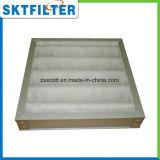 Pre filtro de aire lavable de aluminio G3