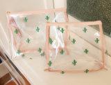 De goedkope Zak van pvc van de Prijs van de Fabriek Duidelijke Waterdichte Kosmetische