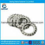 DIN6798 rondelle de freinage dentelée par External de la qualité Ss304