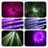 Oog van de kleurrijke LEIDENE 6PCS*10W het Bewegende HoofdBij van de Straal Lichte voor het Licht van de Partij