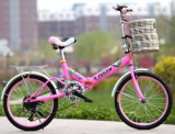 Qualität  20inch Aluminium  Geschwindigkeits-faltendes Fahrrad der Legierungs-8