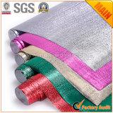 Laminación de la tela para el bolso que hace el material