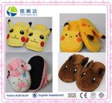 Custom Plush Cartoon Character Slippers
