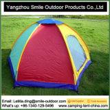 Abrir a barraca de acampamento ao ar livre do hexágono do borne de comando do telhado