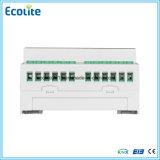 /Eib van Knx 6CH 10A de Modules van de Controle van het Relais