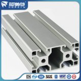 Profil Industriel en Aluminium de Anodisé Matt Bright Silver Color