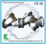 Сетчатый фильтр Buildin безопасности противообрастающих атмосферное вентиляционный обратный двойной обратный клапан