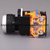 Interruttore di pulsante della scanalatura 6-380V 22mm con CB/Ce/CCC
