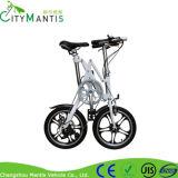 Leichtgewichtler Yzbs-7-16 des X-Form Entwurfs-faltenden Fahrrades