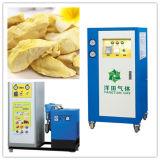 기계를 생성하는 음식 질소