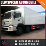 Dongfeng 30t Träger-Gefriermaschine Container Refrigerator Van Truck