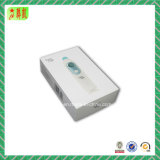 Caja de papel de cartón de impresión de Custome con tapa y fondo