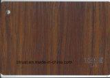 De houten Folie van pvc Deco van de Korrel voor Pers Bgl049-054 van het Membraan van het Meubilair/van het Kabinet/van de Deur de Hete Gelamineerde/Vacuüm