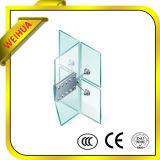 4mm19mm Veiligheid Aangemaakt Glas voor de Zaal/de Badkamers van de Douche