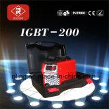 Máquina de soldadura de MMA com caso plástico (IGBT-160F/200F)