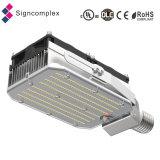 100W 150W 180W LED 가로등 개조, UL Dlc 세륨 RoHS를 가진 LED 개장 장비