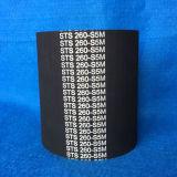 Industrielle Gummizahnriemen/synchrone Riemen 586 610 630 648 700 Xh
