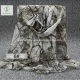 Heiße Verkaufs-Dame Fashion Viscose Scarf mit Aushärtungs-Stein gedrucktem Schal