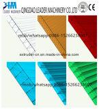 Машина штрангя-прессовани листа решетки PP двойной стены/втройне PC стены/Multiwall Polycarbonte полая