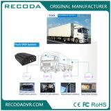 4channels 1080P MiniBR Kaart +HDD Model3G + wiFi+GPS+G-Kracht Vrachtwagen Mobiele DVR