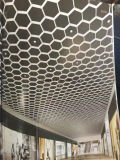 Архитектурноакустические декоративные алюминиевые панели сандвича сота