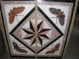 Klassieke Waterjet van de Vorm van de Bloem van de Prijs Tegels, de Marmeren Steen van het Mozaïek