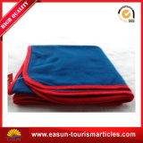 OEM China Polar Fleece Blue Blanket