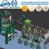 Fresadora del molino harinero de maíz del maíz del estándar europeo 30t/D