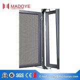 Finestra di alluminio della stoffa per tendine di Guangzhou con lo schermo dell'insetto