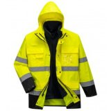 Retardateur de flamme de vêtements de sécurité