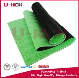 Dual Color XPE Yoga Mat Pilates Mat Exercise Equipment