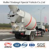 2-6cbm Dongfeng Betonmischer-Transport-Lieferwagen des Euro-3