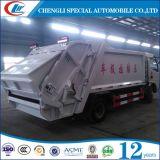 판매를 위한 작은 표준 어법 5000L 쓰레기 압축 분쇄기 쓰레기 트럭