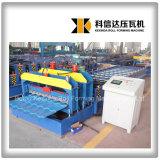 Rolo do telhado de telha da etapa Kxd-1080 que dá forma à máquina