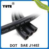 Yute SAE J1402 de l'air en caoutchouc EPDM flexible de frein de remorque