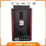 Поощрение 20W/30W/50 Вт портативный волокна лазерной маркировки &гравировка машины для ложки/ABS/PE/PVC/Купер/титан